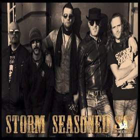 Storm Seasoned - Single by Slam Cartel